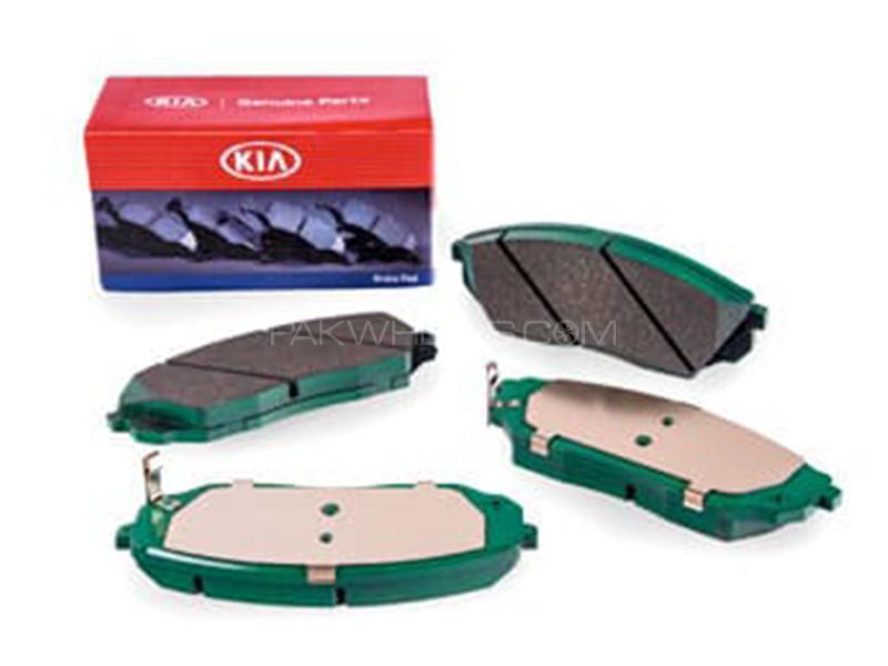 KIA Sportage 2019-2020 Genuine Front Brake Pad 58101-D3A11 Image-1