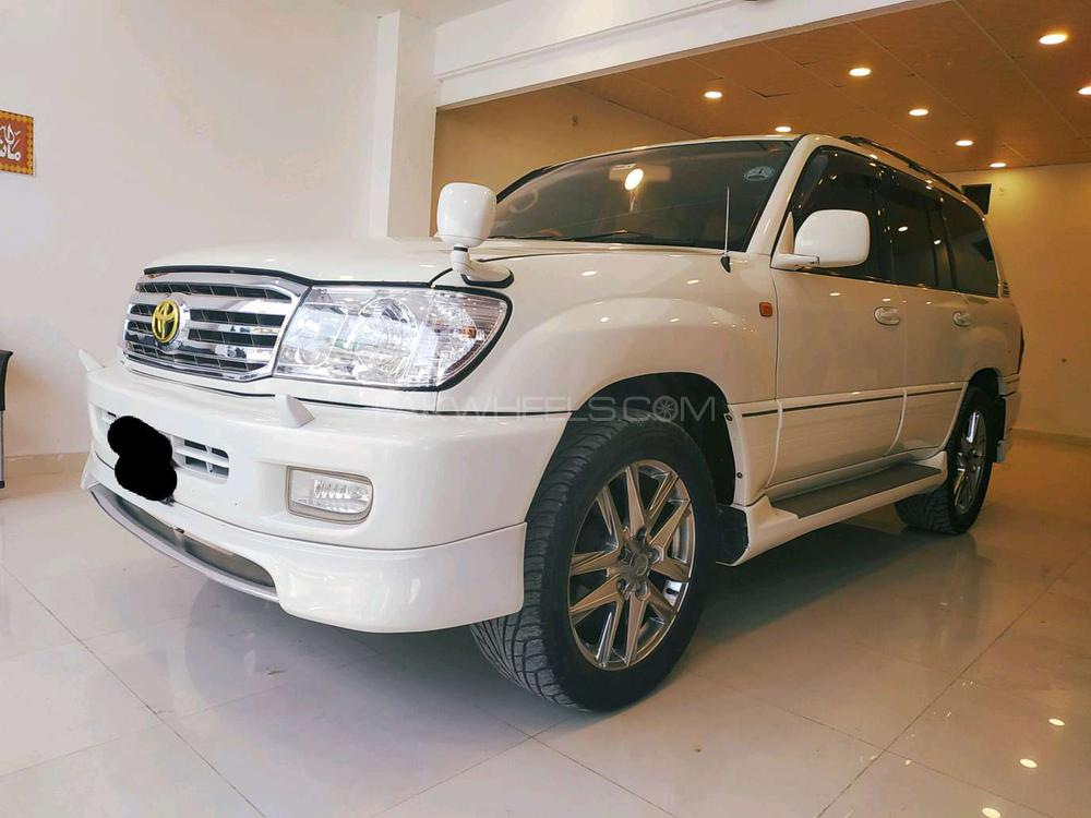 Toyota Land Cruiser VX Limited 4.7 2002 Image-1