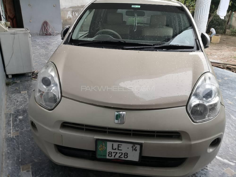 Toyota Passo X G Package 2011 Image-1