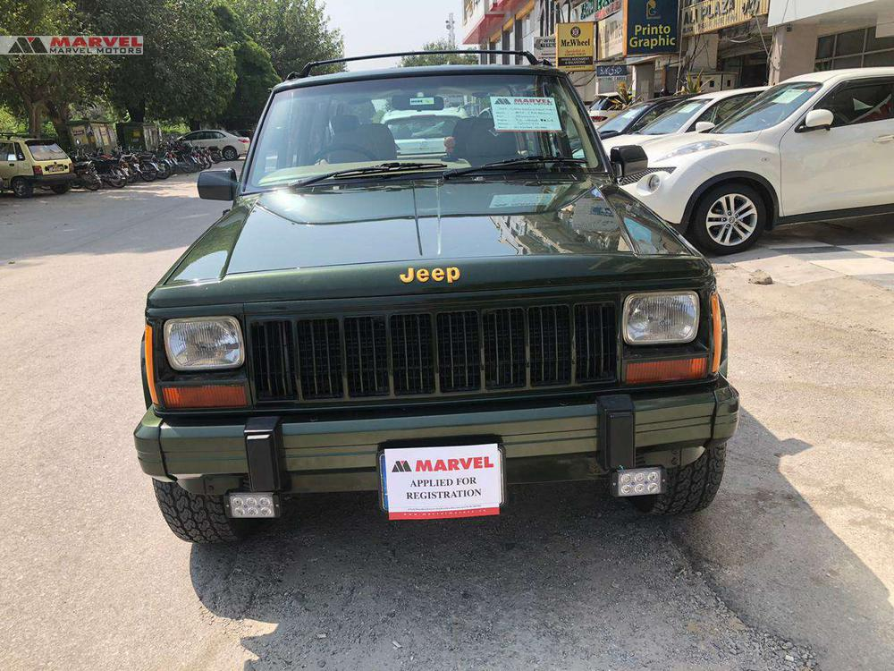 Jeep Cherokee Country Limited 1995 Image-1