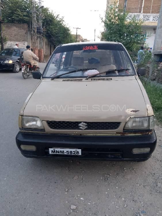 Suzuki Mehran VX 1982 Image-1