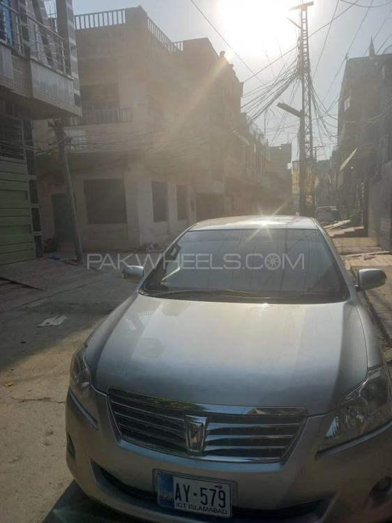 Toyota Premio F L Package Prime Green Selection 1.5 2010 Image-1