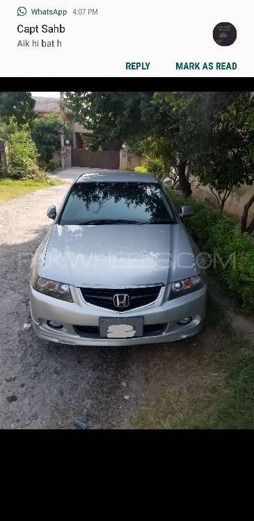 Honda Accord 2004 Image-1