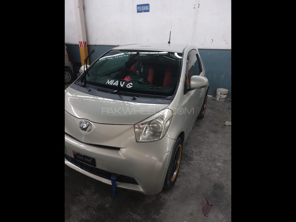 Toyota iQ 100G Go 2013 Image-1