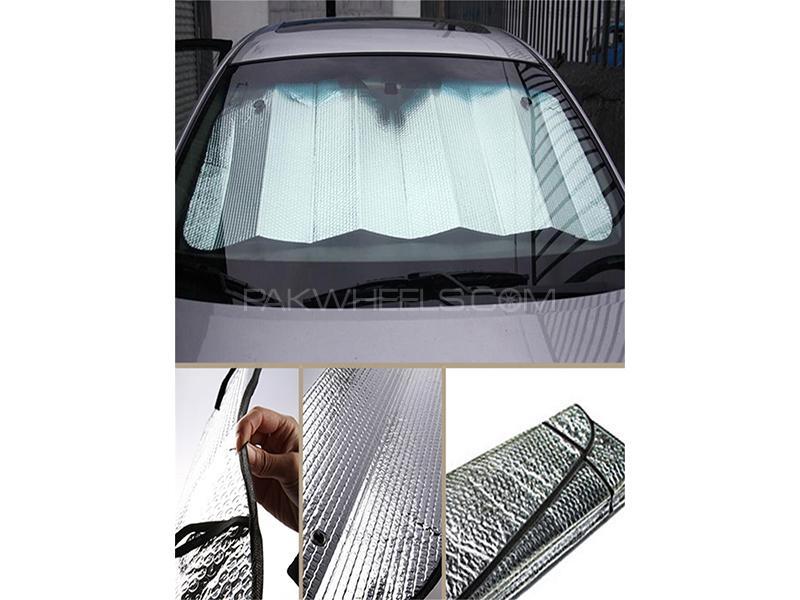 Universal Aluminium Foil Shades - Medium Image-1