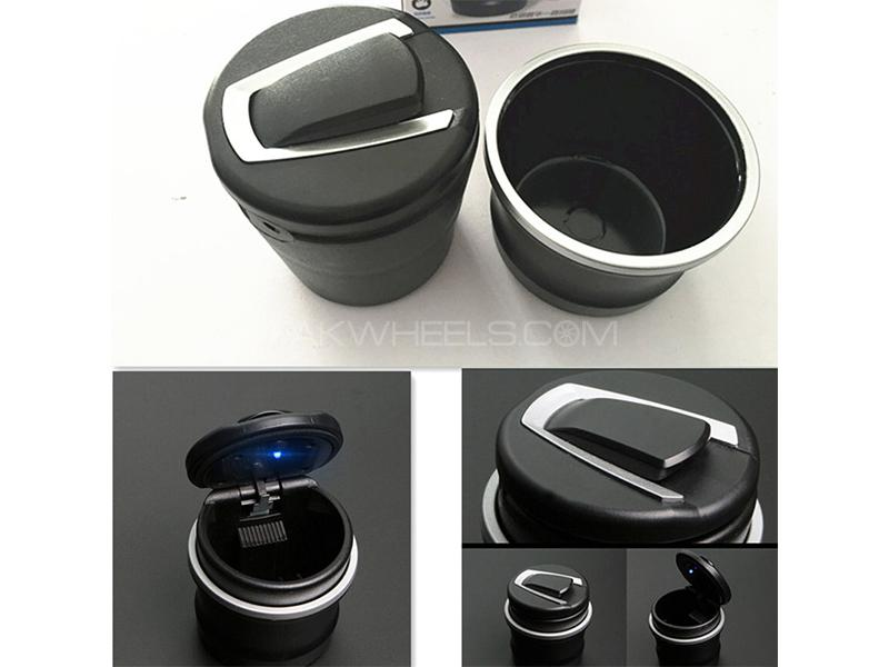 Universal Car Ashtray - BMW Style  Image-1
