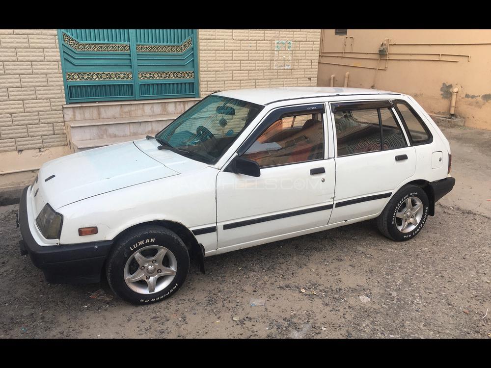 Suzuki Khyber Limited Edition 1995 Image-1