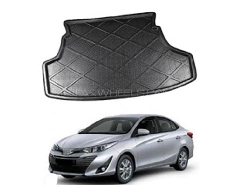 Trunk Tray For Toyota Yaris 2020 Image-1