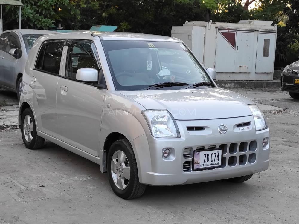 Nissan Pino - 2009 Pino Image-1