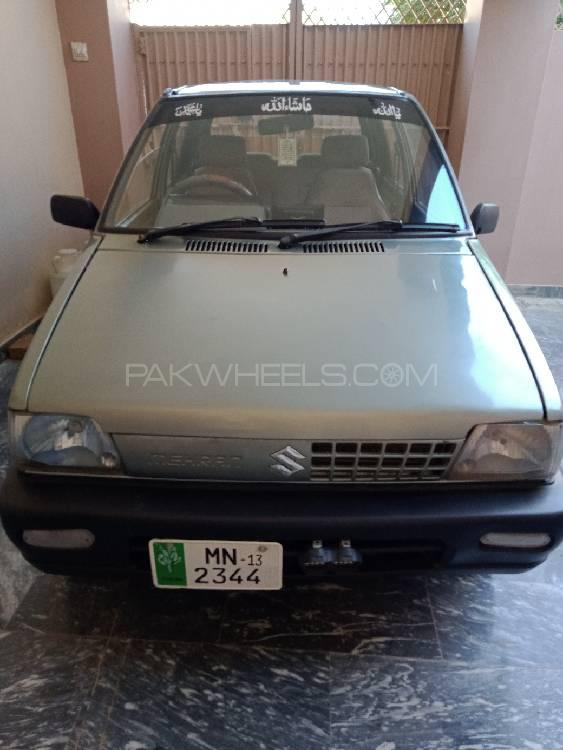 Suzuki Mehran VXR 2012 Image-1