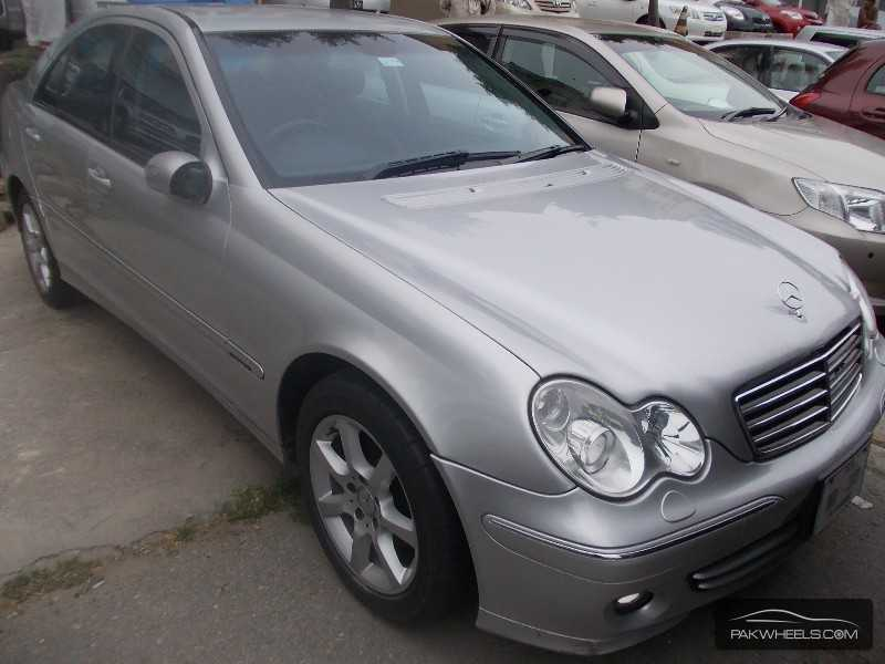 mercedes benz c class c180 kompressor 2004 for sale in islamabad pakwheels. Black Bedroom Furniture Sets. Home Design Ideas