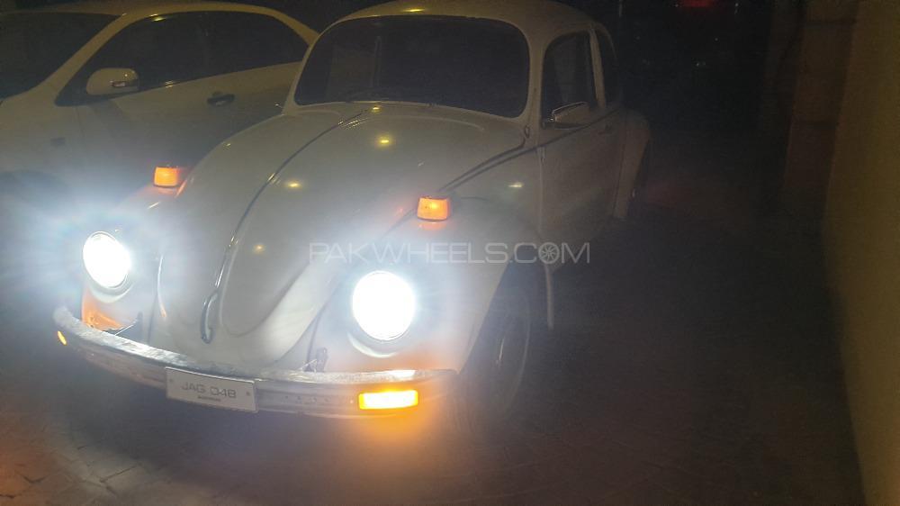 Volkswagen Beetle 1200 1974 Image-1