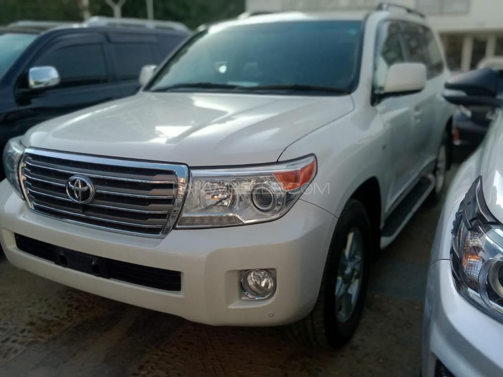 Toyota Land Cruiser AX G Selection 2010 Image-1