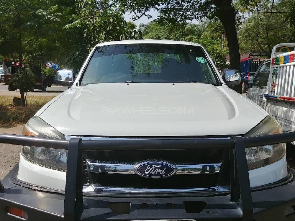 Ford Ranger 2011 Image-1