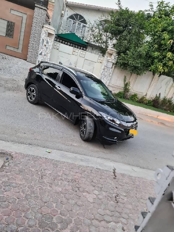 Honda Vezel Hybrid Z Honda Sensing  2014 Image-1
