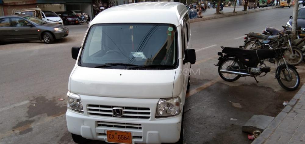 Honda Acty Basegrade 2013 Image-1