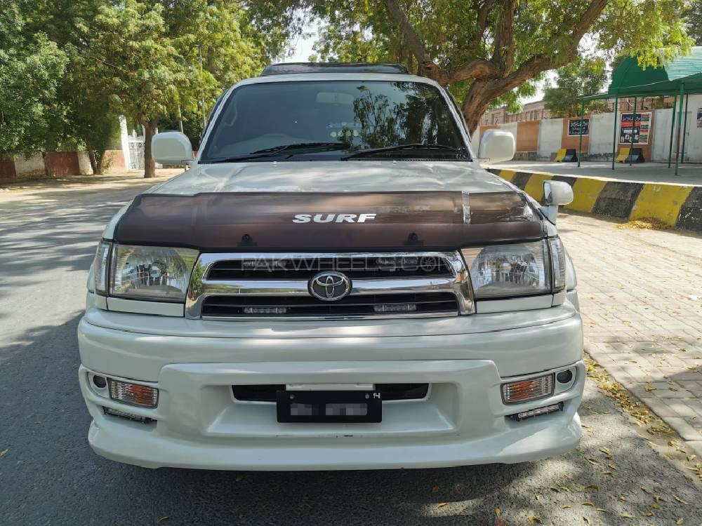 Toyota Surf 1999 Image-1