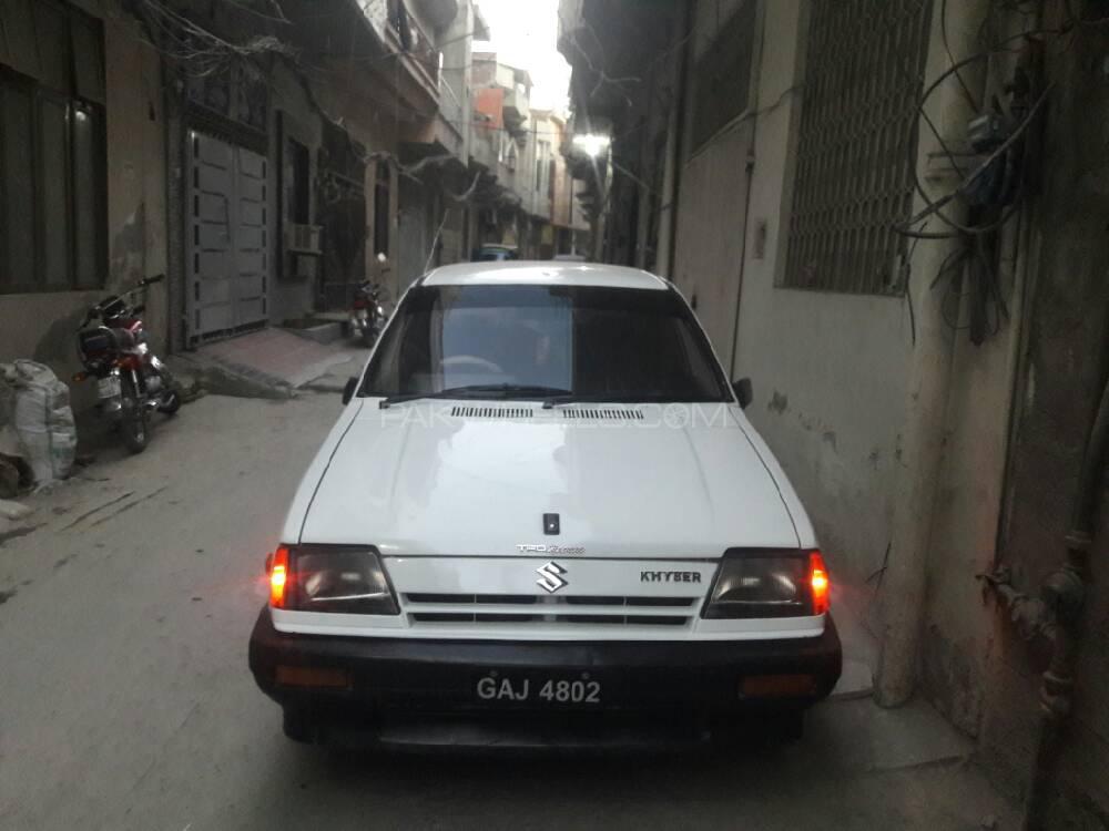 Suzuki Khyber 1995 Image-1