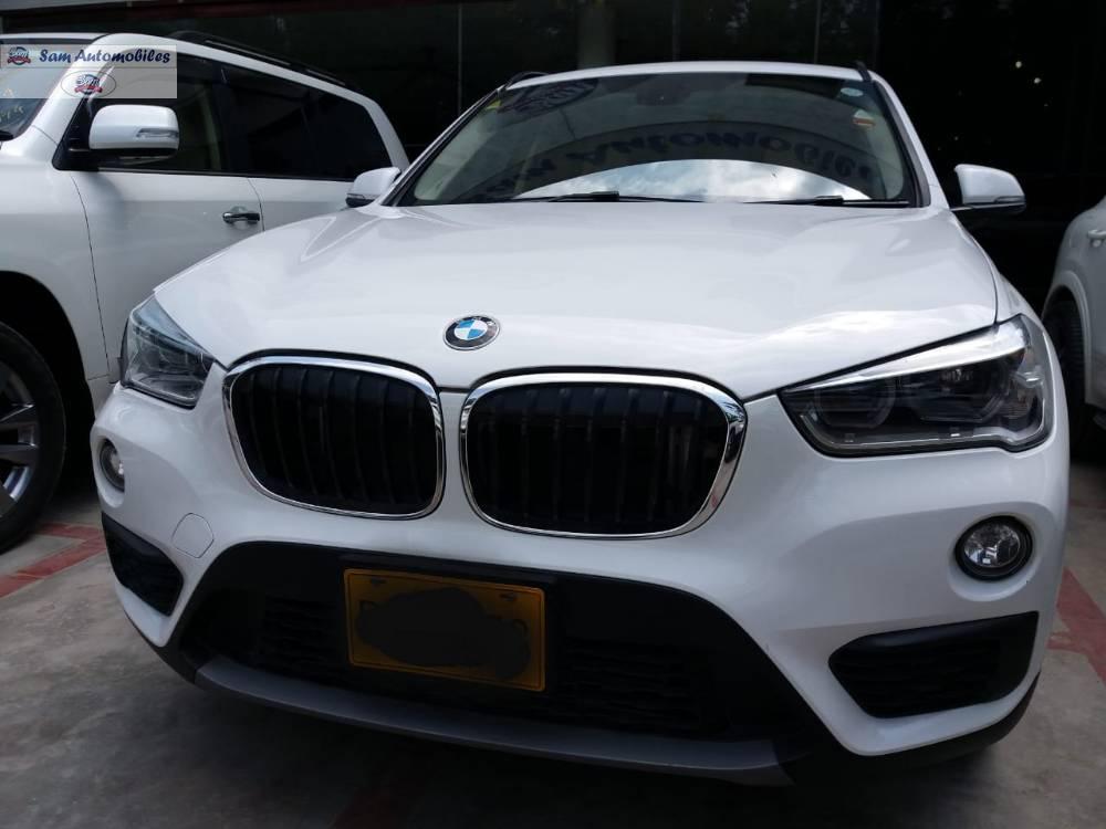 BMW / بی ایم ڈبلیو X1  sDrive18i 2017 Image-1
