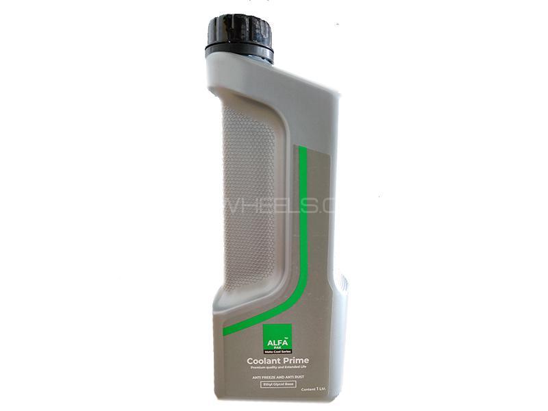 Alfa Prime Anti Rust Premixed Coolant 1L Image-1