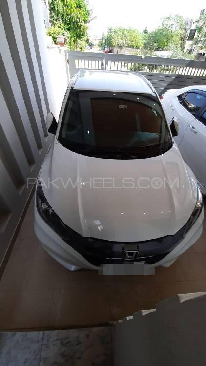 Honda Vezel Hybrid Z Honda Sensing  2020 Image-1