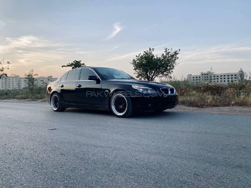BMW / بی ایم ڈبلیو 5 سیریز 530i 2004 Image-1