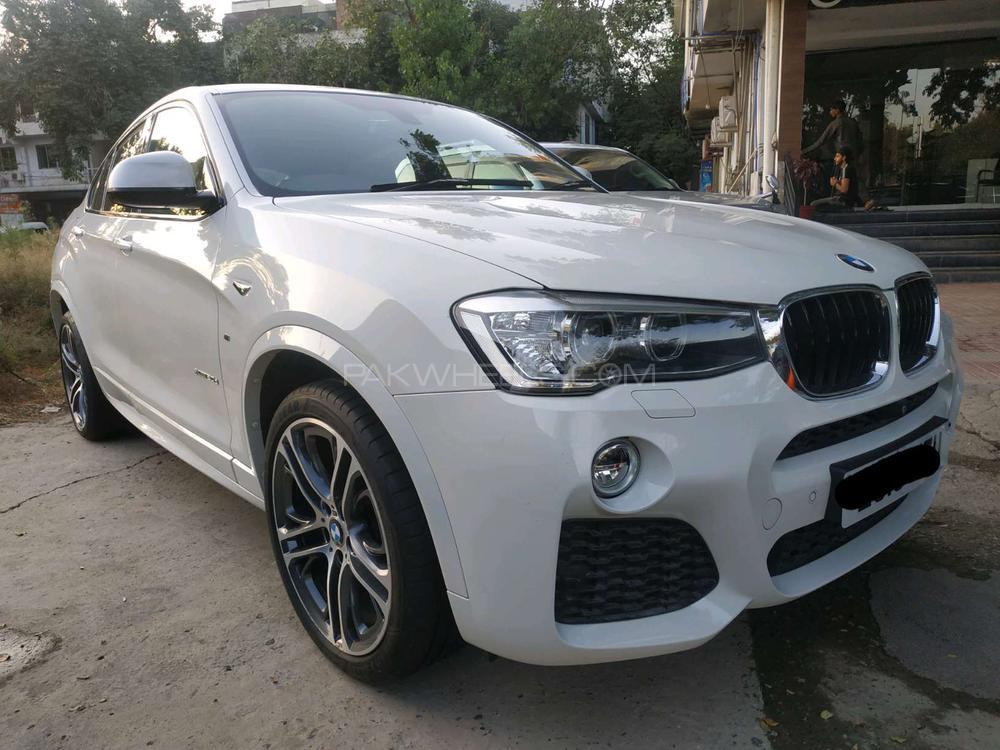BMW / بی ایم ڈبلیو X4 xDrive28i 2014 Image-1