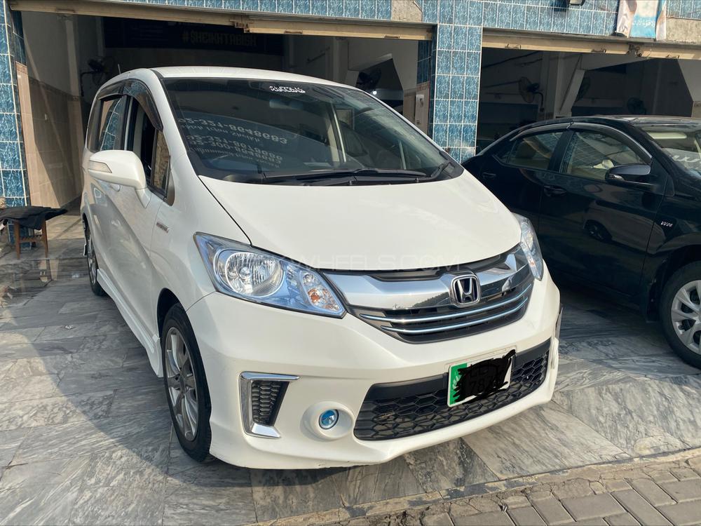 Honda Freed G AERO 2014 Image-1
