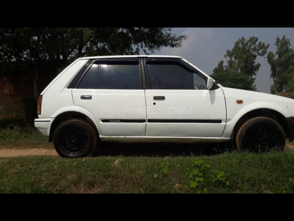 ڈائی ہاٹسو شیراڈ CX ٹربو 1985 Image-1