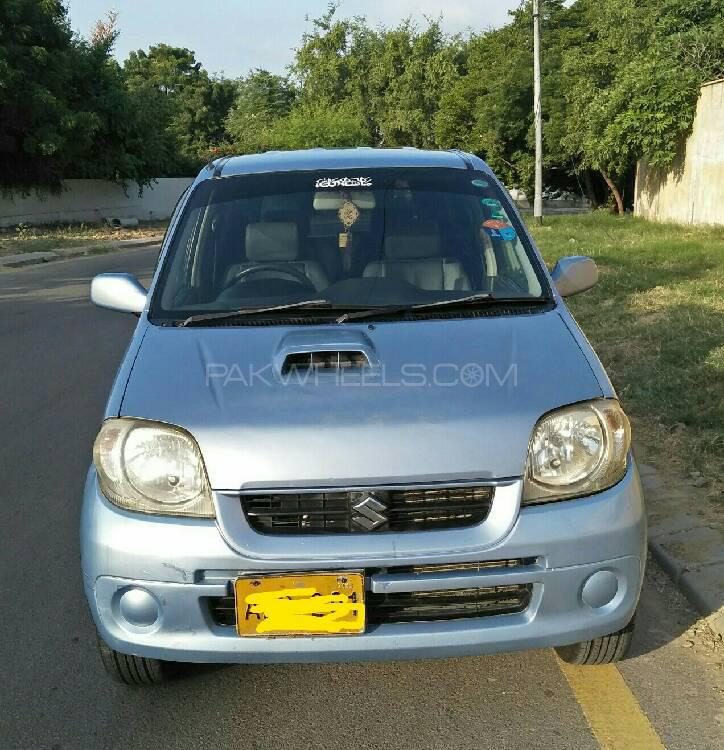 Suzuki Kei B Turbo 2007 Image-1