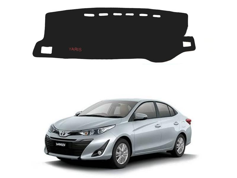 Dashboard Carpet For Toyota Yaris 2020 in Karachi