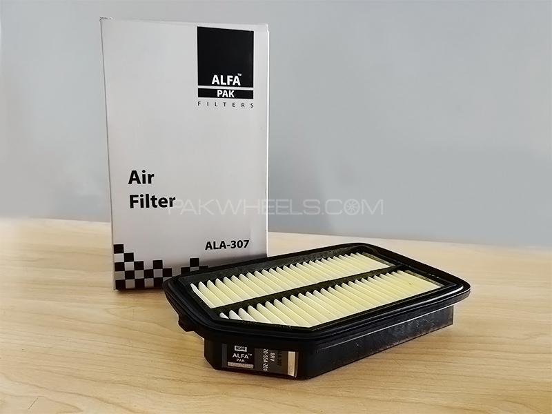 Suzuki Cultus 2007-2012 Alfa Air Filter  Image-1