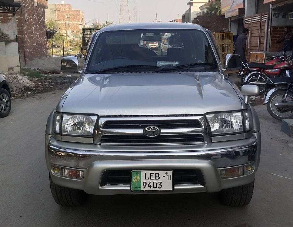 Toyota Surf SSR-X 2.7 1999 Image-1