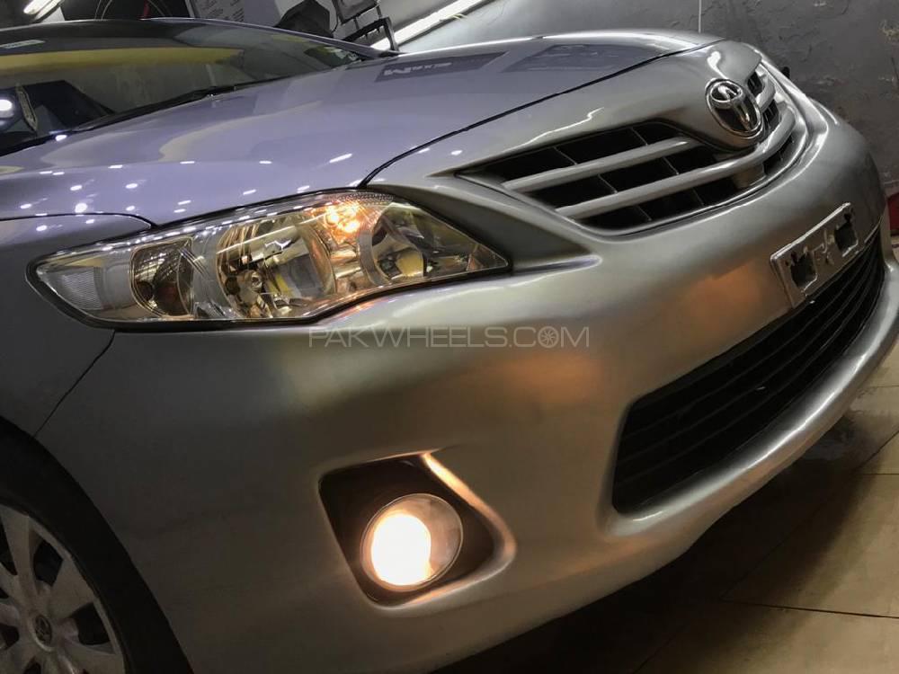 Toyota Corolla GLi Automatic Limited Edition 1.6 VVTi 2012 Image-1
