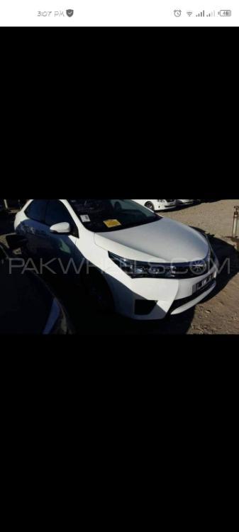 Toyota Corolla GLi 1.3 VVTi Special Edition 2015 Image-1