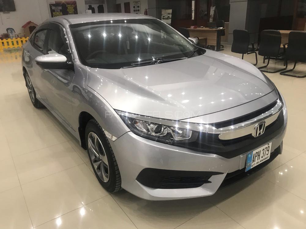 Honda Civic 1.8 i-VTEC CVT 2019 Image-1