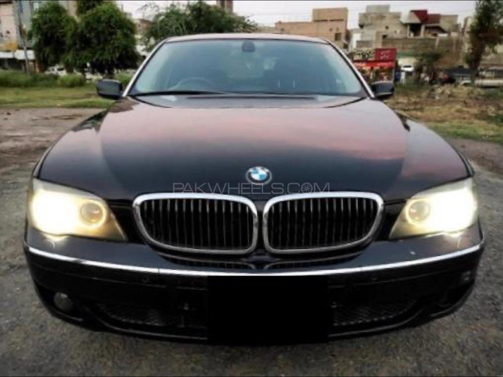 BMW 7 Series 730d 2006 Image-1