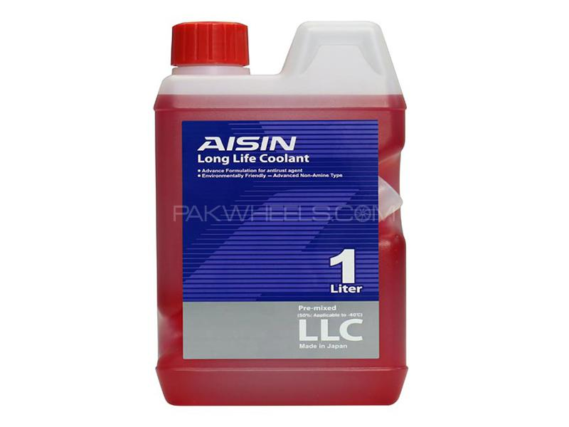 Aisin Coolant Red - 1L Image-1