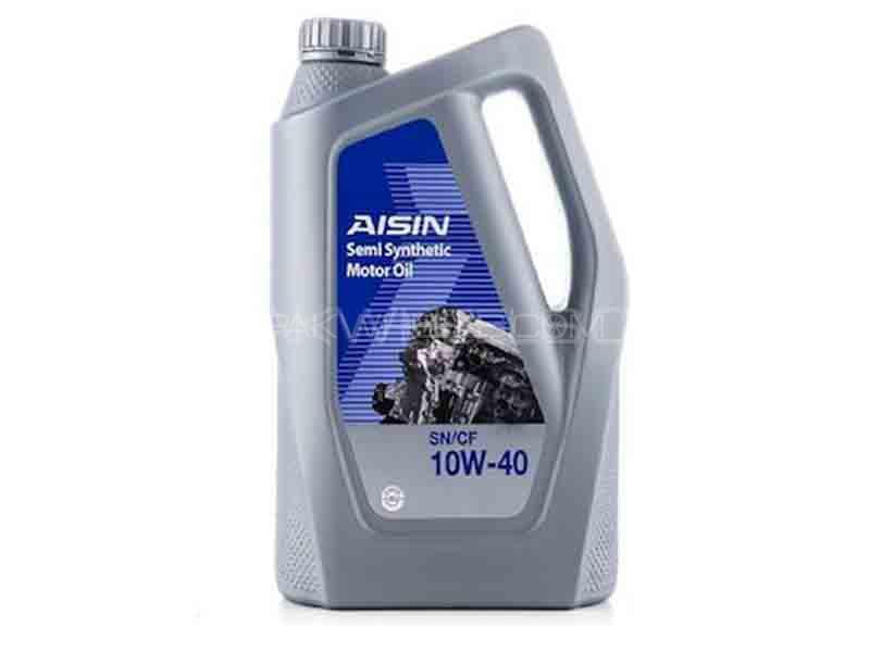 Aisin Engine Oil 10W-40 - 3L Image-1