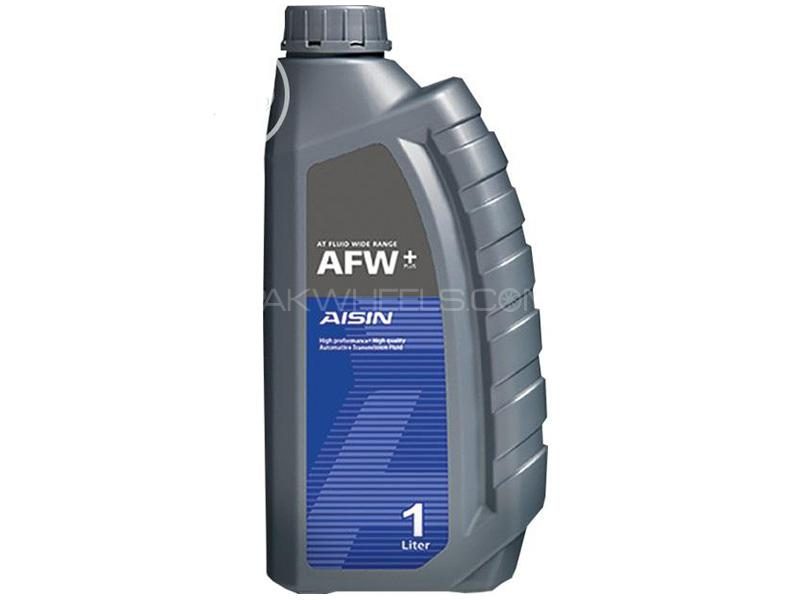 Aisin Transmission Oil AFW+  - 1L Image-1