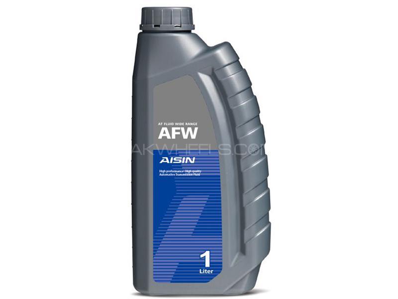 Aisin Transmission Oil AFW1 - 1L Image-1