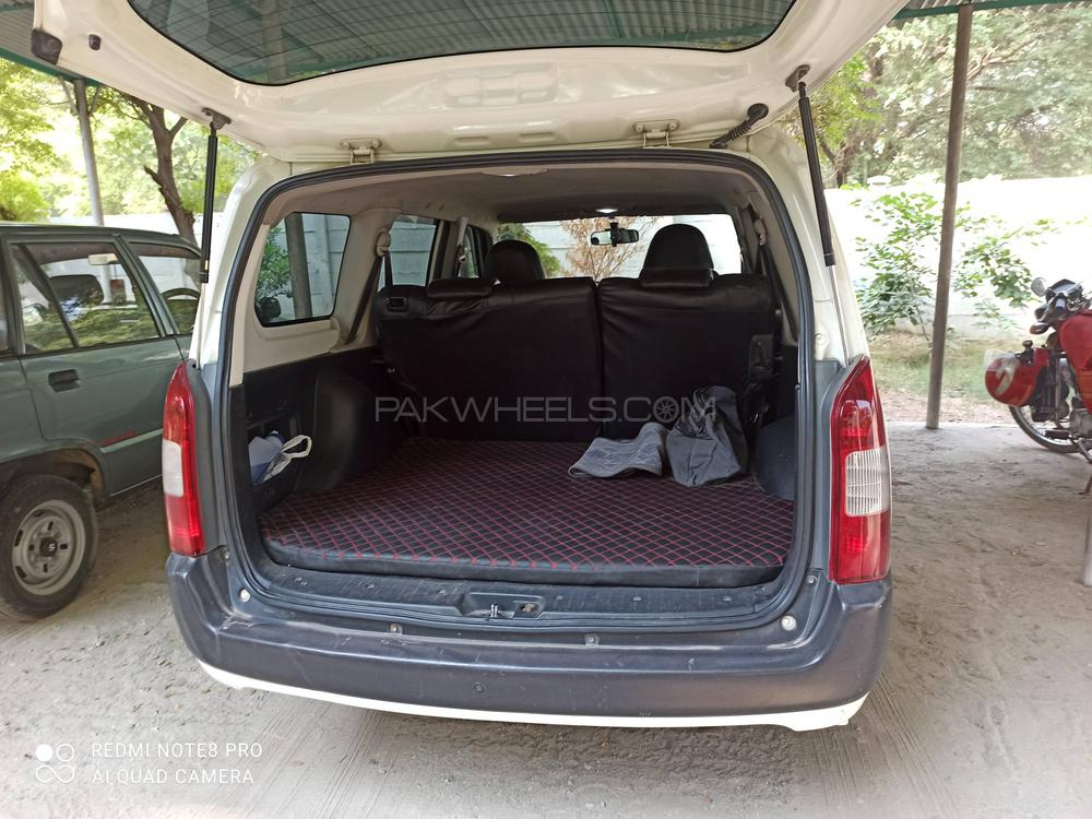 Toyota Probox 2008 Image-1