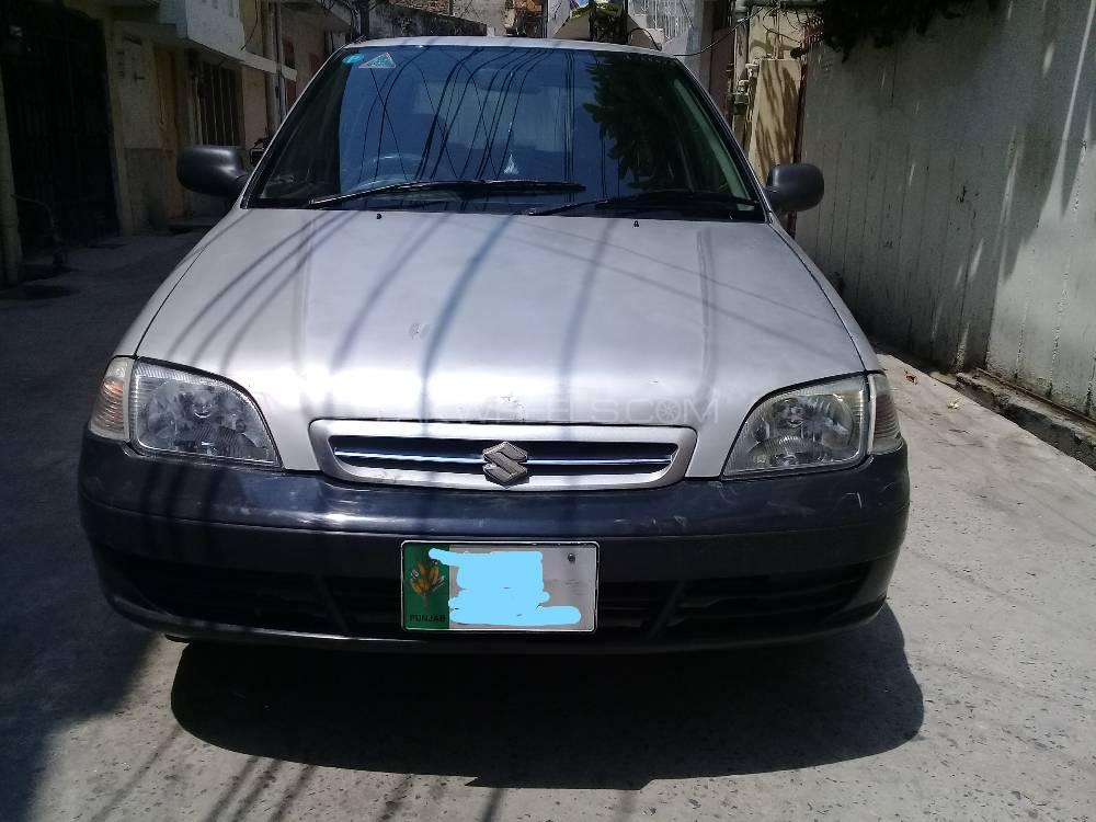 Suzuki Cultus 2002 Image-1