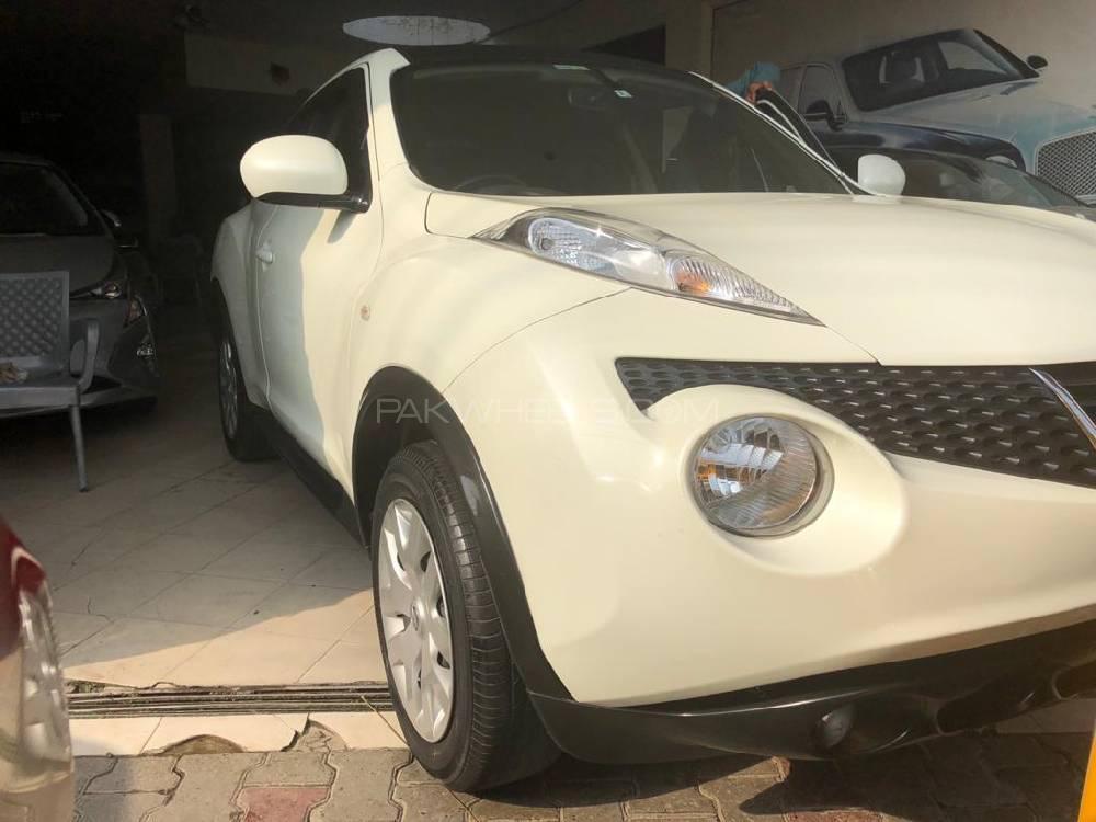Nissan Juke 15RS 2012 Image-1