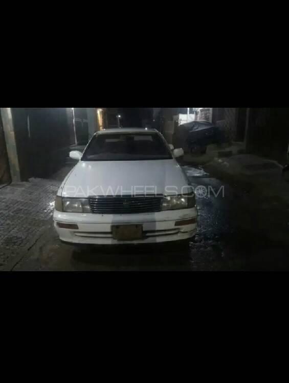 Toyota Crown 1992 Image-1
