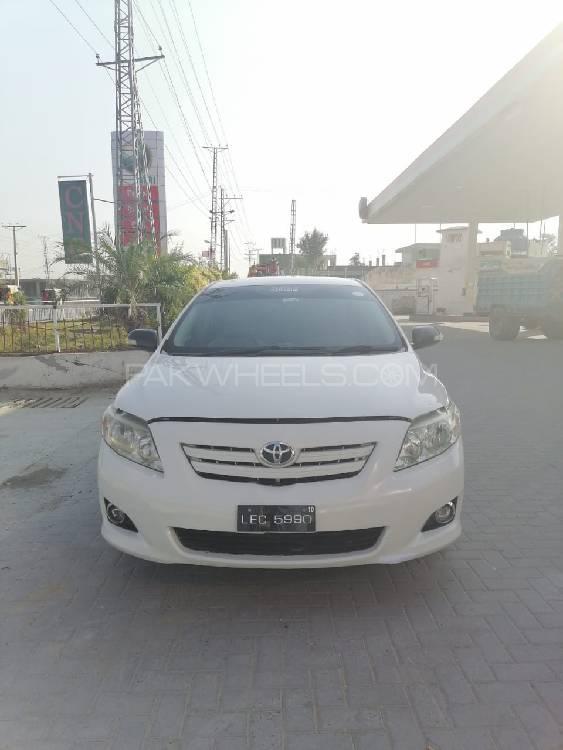 Toyota Corolla XLi VVTi Limited Edition 2010 Image-1