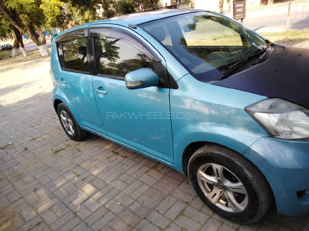 Toyota Passo G F Package 2007 Image-1