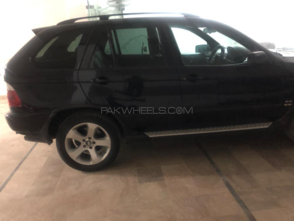 BMW X5 Series 4.4i 2004 Image-1