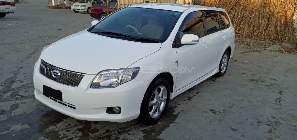 Toyota Corolla Fielder X Special Edition 2007 Image-1