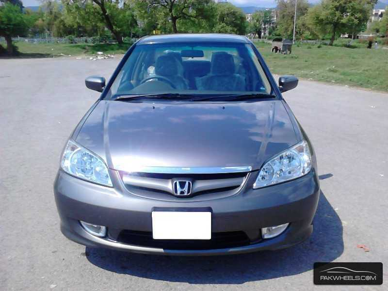 honda civic exi 2006 for sale   4350220